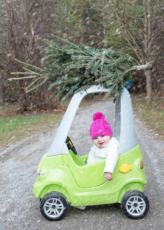 KindWeihnachtsbaum